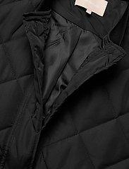 Soft Rebels - SREileen LS Quilt Coat - quilted jackets - black - 3