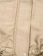 Soft Rebels - SREllen LS Short Jacket - light jackets - white pepper - 4