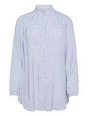 SRMelanie LS Shirt - ZEN BLUE