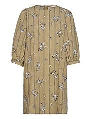 SRKimberly Short Dress - BOUQUET PRINT
