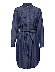 SRValeria Dress - RINSE WASH