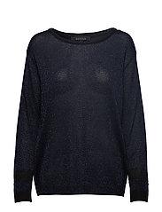Nilla O-neck Knit - TOTAL ECLIPSE