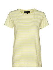 Elle T-shirt y/d stripes - LEMON VERBENA
