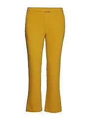 Trissa Kick Flared Pant - CEYLON YELLOW