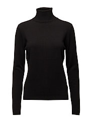 Zara Rollneck - 001 BLACK