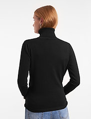 Soft Rebels - SRMarla Rollneck - turtlenecks - 001 black - 3