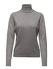 Zara Rollneck - 003 LIGHT GREY