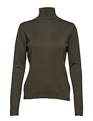 Zara Rollneck - 412 GRAPE LEAF