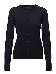 Zara Cardigan O-neck - 217 NIGHT SKY