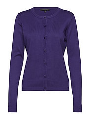Zara Cardigan O-neck - 229 PARACHUTE PURPLE