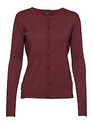 Zara Cardigan O-neck - 321 TAWMY PORT