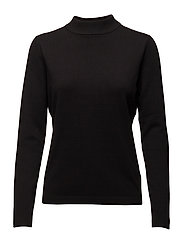 Zara Turtleneck - 001 BLACK