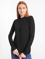 Soft Rebels - Zara Turtleneck - rullekraver - 001 black - 0