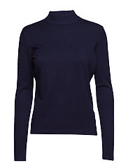 Zara Turtleneck - 217 NIGHT SKY