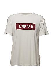 Caroline T-shirt - OFF WHITE