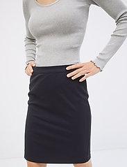 Soft Rebels - Freya Skirt - korte nederdele - black - 5