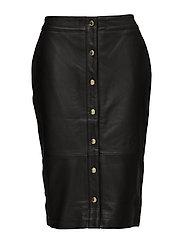 Naghi Skirt - 001 BLACK