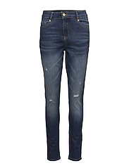 Cassy Boyfriend Pant - 776 DARK WASH