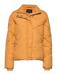Pippa Padded Jacket - AUTUMN BLAZE