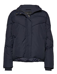 Pippa Padded Jacket - TOTAL ECLIPSE