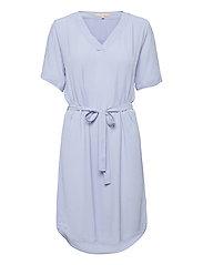SRQuinn 2/4 Dress - ZEN BLUE