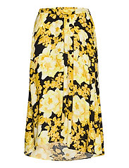 Rosanna Midi Skirt Printed - ROSANNA PRINT PATTERN