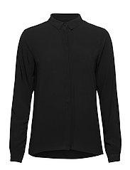 SRFreedom LS Shirt - BLACK
