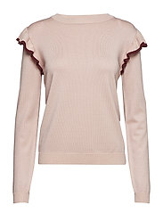Soage Blouse - 337 SMOKE ROSE