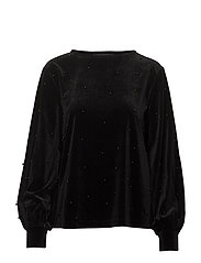 Kit Blouse - 001 BLACK