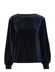 Kit Blouse - 217 NIGHT SKY