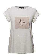 Martine T-shirt - 000 WHITE