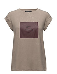 Martine T-shirt - 337 SMOKE ROSE