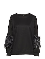 Young Blouse - 001 BLACK