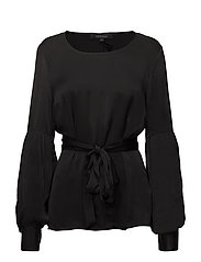 Liza Shirt - 001 BLACK
