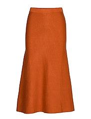 Henrietta Long Skirt - ROOIBOS TEA