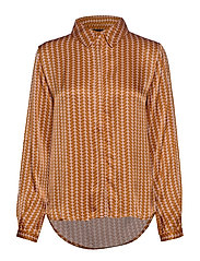 Sikka Shirt - TILE PRINT