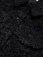 Soft Rebels - Wendy Jacket - faux fur - black - 2
