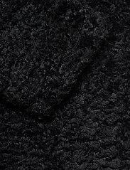 Soft Rebels - Wendy Jacket - faux fur - black - 3
