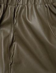 Soft Rebels - Alba Midi Skirt - midi skirts - dark olive - 2