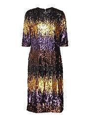 Star Dress - STAR PRINT
