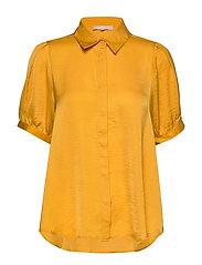 Andrea 2/4 Shirt - KUMQUAT