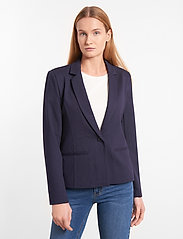 Soft Rebels - Freya New LS Blazer - colberts - total eclipse - 0