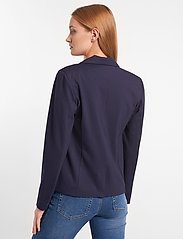 Soft Rebels - Freya New LS Blazer - colberts - total eclipse - 3