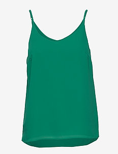 Frida Top - blouses zonder mouwen - emerald