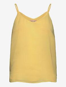 SRFrida Top - sleeveless tops - rattan