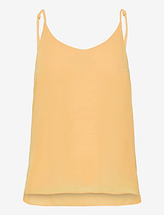 SRFrida Top - sleeveless tops - sunburst