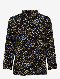 Flora 3/4 Shirt - chemises à manches longues - flora multi print