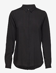 Freedom LS Shirt - chemises à manches longues - black