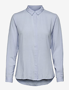 Freedom LS Shirt - CASHMERE BLUE