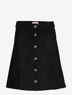 Kamma Skirt - korte nederdele - black